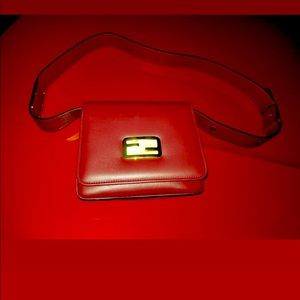 Fendi Pocket Book Authentic With Tags